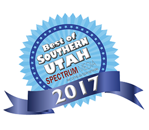 award for 2017 Best of Southern Utah